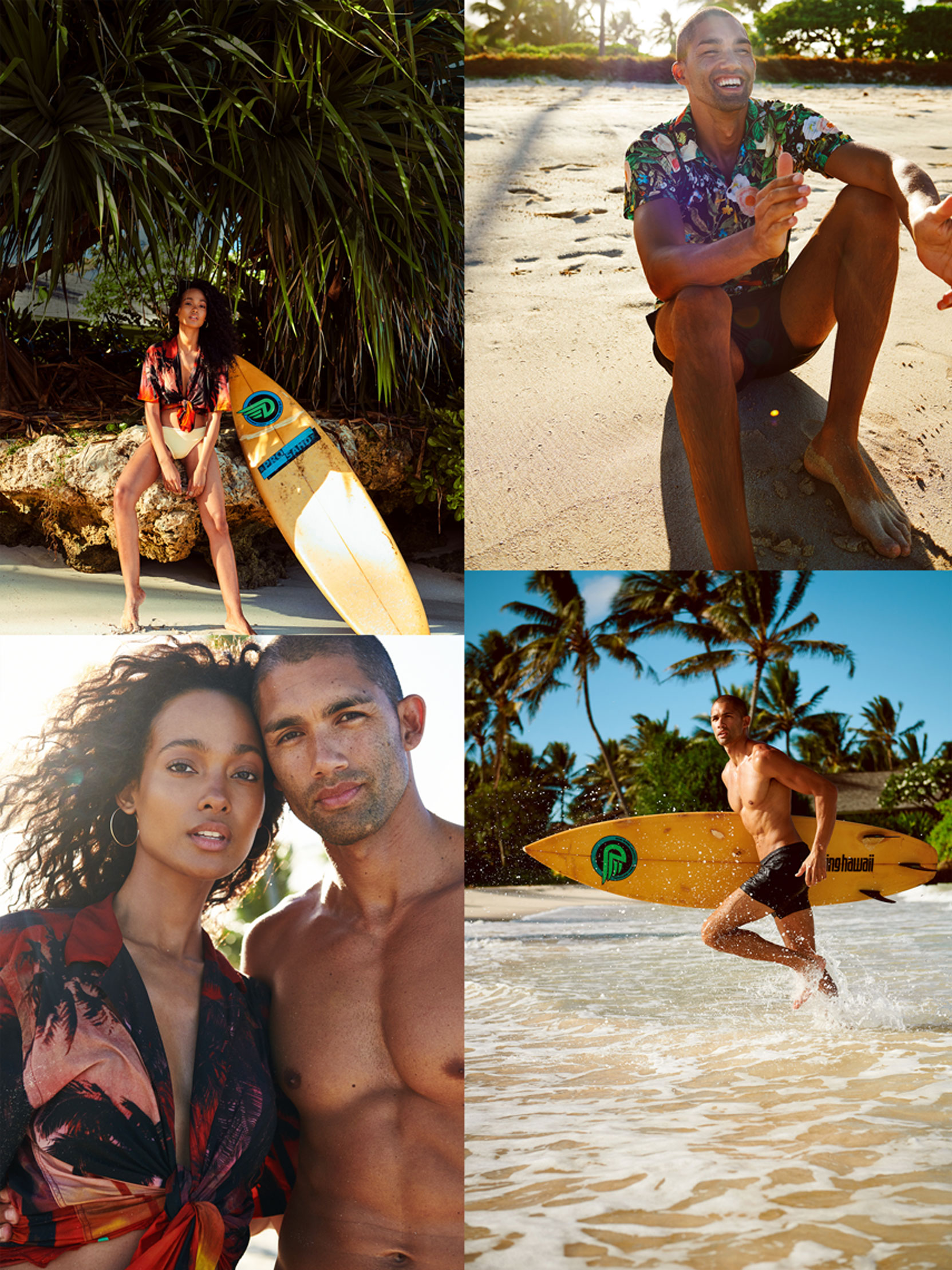 Dave-and-Melie-Hawaii-Collage